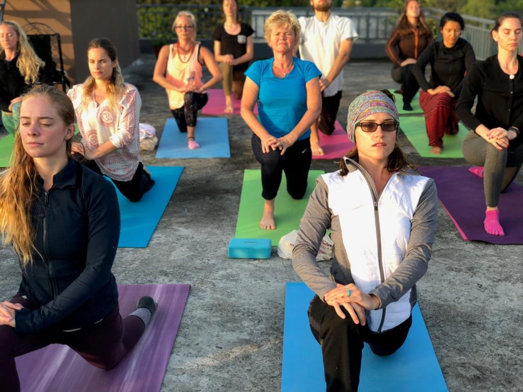 Daily Drop In Or 1  Days Yoga Retreat Program In Rishikesh